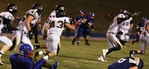 The Tiger defense was impressive in DeKalb's win at Warren County Friday night.