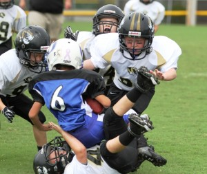 Ari White, Conner Close, Konner Young and the DeKalb County defense played well in Sunday's win over Overton County.