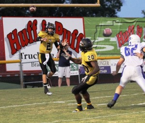 Steven Jennings and Devonte Milan were key to the Tigers win Friday night against Livingston Academy.