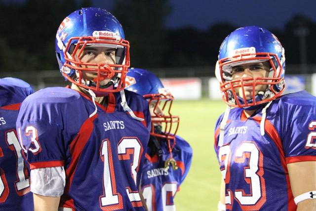 Tanner Poss and Tyler Bundy.